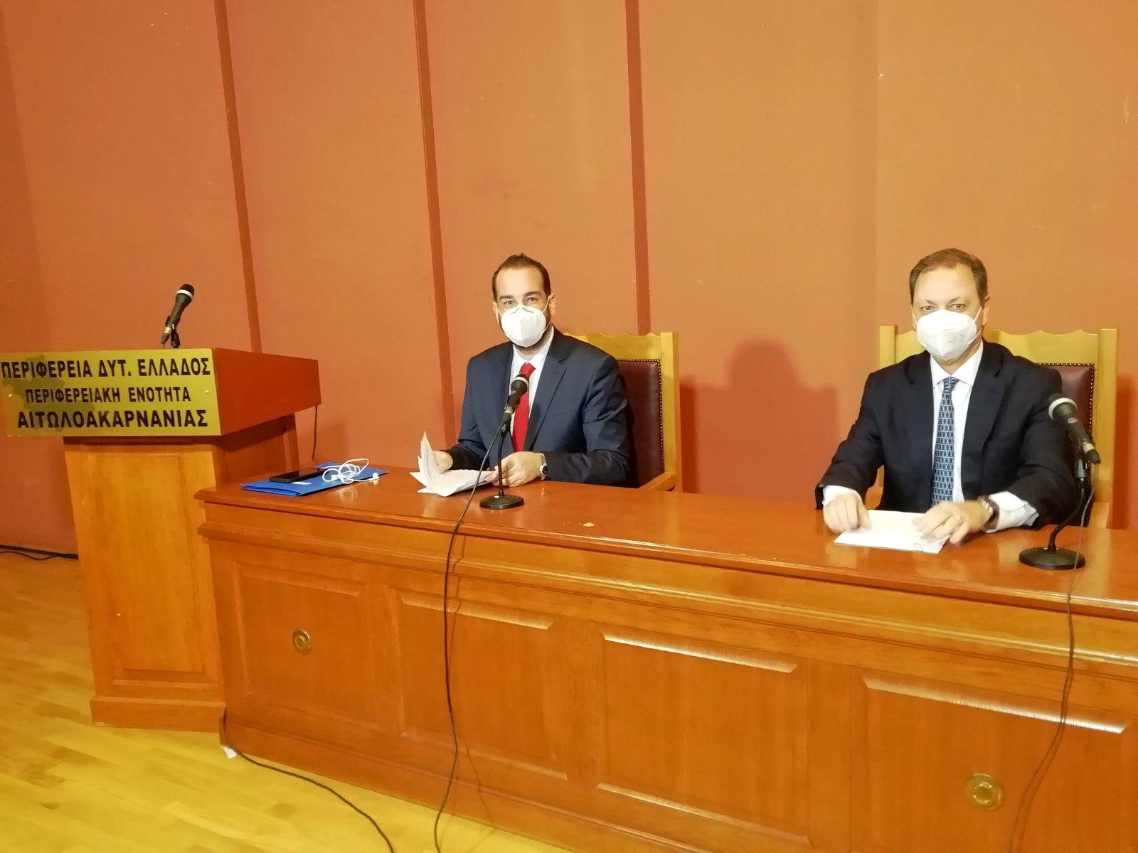 Μήνυμα Μητσοτάκη προς τους πολίτες από το υπουργικό: Μην εφησυχάζετε (video) - Acheloostv/News - 'Ολες οι Ειδήσεις & το Πρόγραμμα του Ενημερωτικού σταθμού της Δυτικής Ελλάδας.